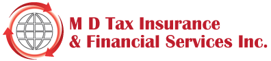 M D Tax Insurance and Financial Services Inc.
